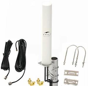 KASER Antenne 4G LTE Exterieur Mimo Omnidirectionnel Étanche 696 – 2700 MHz c...