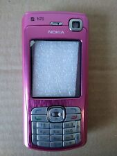 REPLACEMENT FOR A NOKIA N70 HOUSING FASCIA COVER PINK