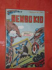 RACCOLTA CENISIO 1976 SUPERMAN NEMBO KID N°7 -A -CONTIENE SUPERMAN 9 BATMAN 10