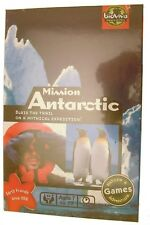 Bioviva Nature Adventure Game Mission Antarctic board game