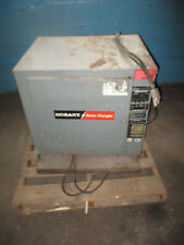 HOBART 600C3-6 ACCU-CHARGER 3 PH 480 V 350C CRTLER INDUSTRIAL BATTERY CHARGER