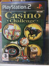 Casino Challenge (PS2) Sony Playstation 2