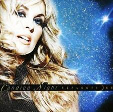 CANDICE NIGHT - REFLECTIONS (New & Sealed) CD Blackmore's Night