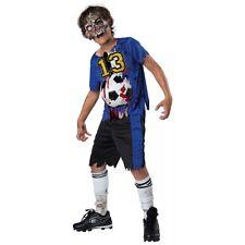 Zombie Goals Costume Halloween Fancy Dress