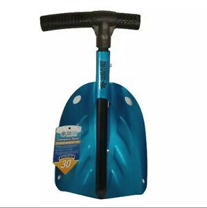 "Hopkins 17222 SubZero Emergency Shovel Extendable Handle to 30"" Emergency Tool"