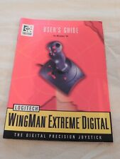 Logitech Wingman Extreme Digital Precision Joystick User Guide for Window 95