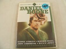 Daniel Boone Collectors Edition DVD - New and Sealed -