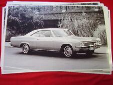 1966 CHEVROLET IMPALA SS HARDTOP 11 X 17  PHOTO /  PICTURE
