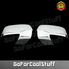 FOR 09 10 11 12 Dodge Ram 1500 2500 3500 Pickup Chrome Mirror Covers