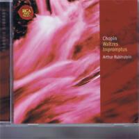 CD RCA ARTHUR RUBINSTEIN - CHOPIN WALTZES & IMPROMPTUS