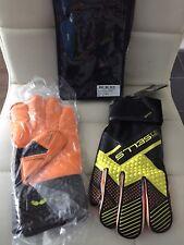 Sells Wrap Detonate Excel Goalkeeper Gloves, Size 9