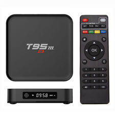 Sunvell T95M 1GB 8GB TV Box Amlogic S905X Quad Core 64Bit Android 5.1 Smart 4K
