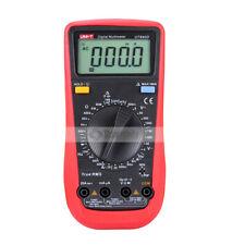 6000 Counts AC/DC UNI-T UT890D True RMS Digital Multímetro volt current
