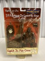 Toy Vault Middle Earth Lord of the Rings Ugluk The Orc Figure A