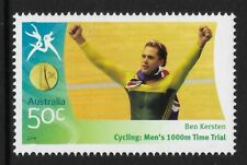 AUSTRALIA 2006 COMMONWEALTH GAMES - Ben Kersten Cycling Men's 1000m Trial 1v MNH