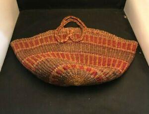 Women Large Crochet Tote Bag