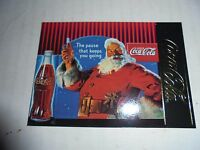 The Coca-Cola Collection Santa Clause Insert Trading Card #S37 NM/M 1995 SER 4