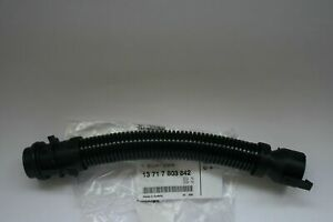 Bmw 1 3 5 série 7 turbo filtre à air tuyau tuyau 13717803842 ORIGINAL BMW M