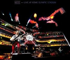 Muse - Live at Rome Olympic Stadium [New CD] With Blu-Ray