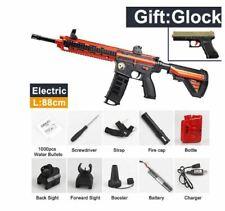 Plastic M416 Groza Glock Barrett Water Gel Ball Gun Toy Soft Water Bullets Gun