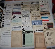 Huge Lot of Vintage Sheet Music for Choral & Piano