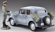 THOMAS GUNN WW2 GERMAN WINTER V007B 1937 MODEL LIGHT STAFF CAR SET MIB