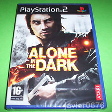 ALONE IN THE DARK NUEVO PRECINTADO PAL ESPAÑA PLAYSTATION 2
