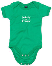 Nobody Puts Baby in the Corner, Dirty Dancing inspired Kid's Printed Baby Grow
