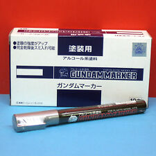 Mr.Hobby Gunze Gundam Marker Pen Painter GM05 Silver Paint Color For Gunpla Kit