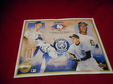 UPPER DECK HEROES of BASEBALL, 1971 DETROIT TIGERS  ~  Kaline, Lolich  #14071