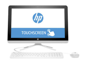 "HP 22-b013w 21.5"" (1 TB, Intel Pentium, 1.60 GHz, 4 GB) All-In-One Desktop -..."