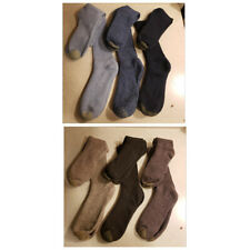 Gold Toe Harrington Crew 12pk Shoe Size: Mens 6-12.5 - Demin, Browns, NO BOX!
