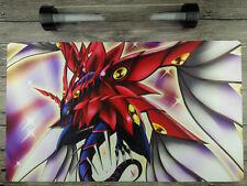 Yu-Gi-Oh! Black Rose Dragon Custom Template Playmat Free High Quality Tube 【New】