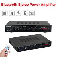5CH 110V Bluetooth Hifi Stromverstärker USB Surround Stereo Für Karaoke Theater