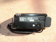Sony Handycam hdr-cx190e Caméscope Noir-Digital Vidéo HD Camera enregistreur-
