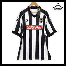Notts County Football Shirt Carbrini XXXL 3XL Home Soccer Jersey 2016 2017 A49