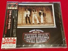 RICHIE KOTZEN - Mother Head's Family Reunion - Japan Jewel Case CD - UICY-78675