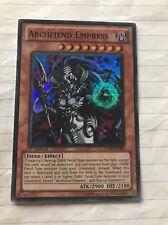 Archfiend Empress Super Rare
