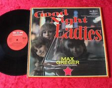 Max Greger LP Good Night Ladies