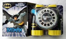 VERY RARE 2004 VIEW MASTER BATMAN 3D VIEWER & BINOCULARS NEW SEALED !