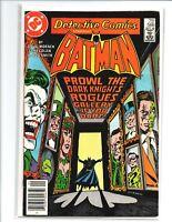 Detective Comics #566 - Rogues Gallery -  Batman - 1986 - (-Near Mint)
