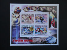 Chad 2014 Olympic games Sochi Deluxe sheet