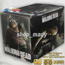 Paquete The Walking Dead Temporadas 1 al 5 DVD Multiregión ESPAÑOL LATINO