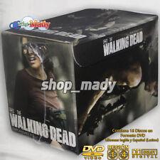 Paquete The Walking Dead Temporadas 1 al 5 DVD Multiregión ESPAÑOL LATINO