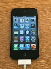 APPLE IPOD TOUCH 4TH GENERATION 32GB - BLACK - BATTERY PROBLEM