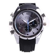 HD 1080P IR Night Vision 8GB Waterproof Watch Camera SPY DVR Camcorders Cam GBNG