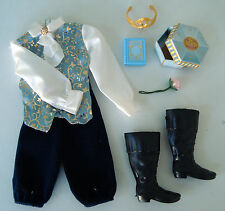 BARBIE/ KEN Doll Clothes/Fashion Prince/King Garment Set Gorgeous!! NEW!
