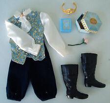 BARBIE/ KEN Doll Clothes/Fashion Prince/King Garment Set Gorgeous!! NEW!