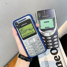 FUNDAS CARCASAS PARA IPHONE 11 PRO 6 7 8PLUS XR XS MAX PATRóN DE NOKIA TPU SUAVE
