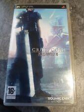 Crisis Core: final Fantasy VII (Sony PSP, 2008) - En Caja